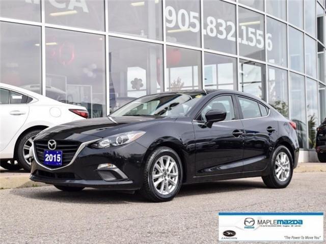 2015 Mazda Mazda3 GS (Stk: P-1088) in Vaughan - Image 3 of 23