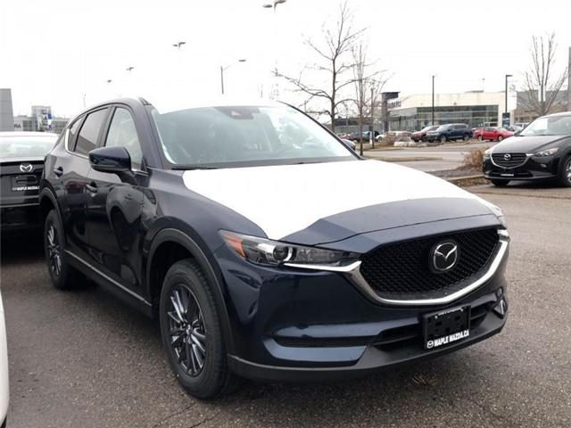 2019 Mazda CX-5 GS (Stk: 19-074) in Vaughan - Image 3 of 5