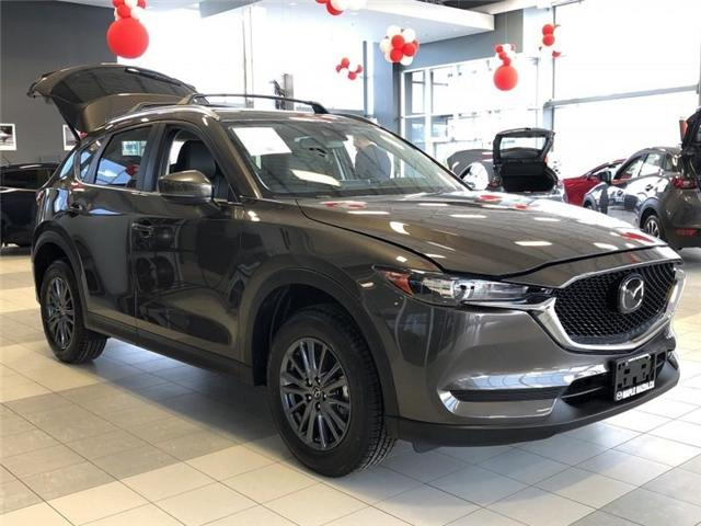 2019 Mazda CX-5 GS (Stk: 19-079) in Vaughan - Image 3 of 5