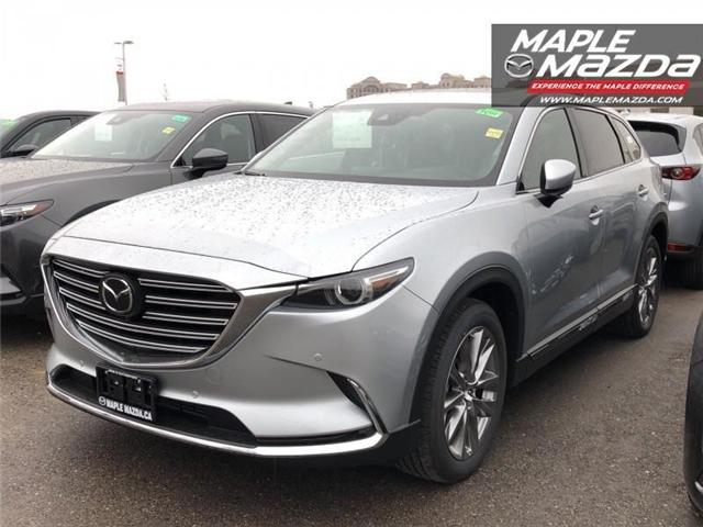 2019 Mazda CX-9 GT (Stk: 19-083) in Vaughan - Image 1 of 5