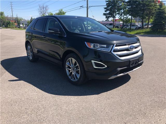 2015 Ford Edge Titanium (Stk: 19NS1675A) in Unionville - Image 1 of 18