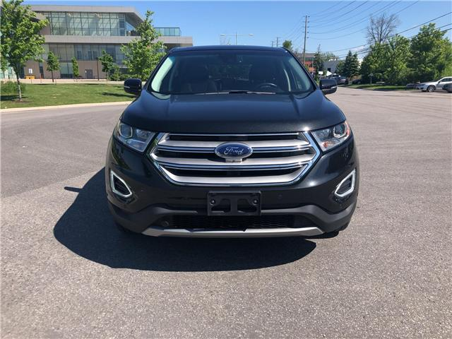 2015 Ford Edge Titanium (Stk: 19NS1675A) in Unionville - Image 2 of 18