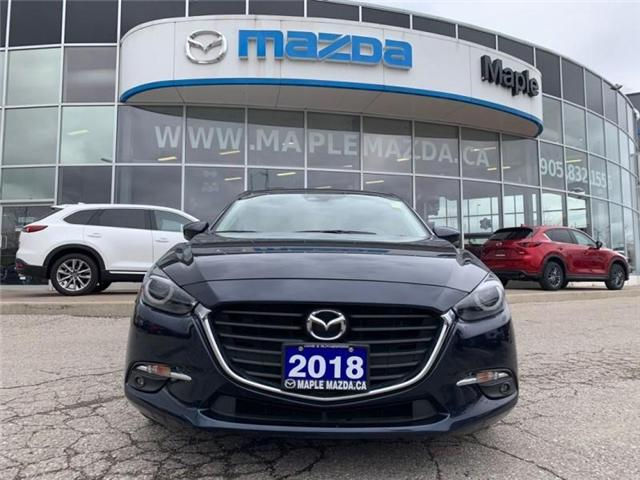 2018 Mazda Mazda3 GT (Stk: P-1131) in Vaughan - Image 2 of 26