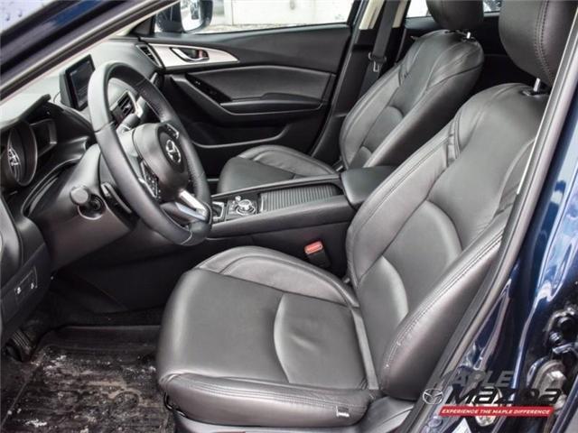 2018 Mazda Mazda3 GT (Stk: P-1131) in Vaughan - Image 9 of 26