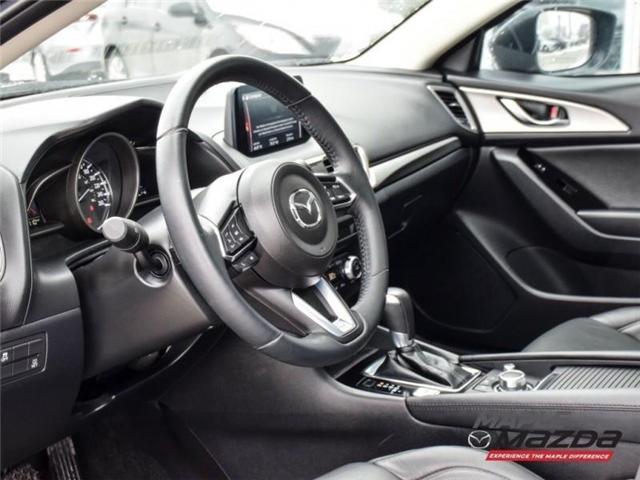 2018 Mazda Mazda3 GT (Stk: P-1131) in Vaughan - Image 10 of 26