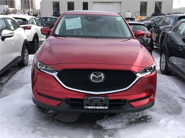 2019 Mazda CX-5 GS (Stk: 19-125) in Vaughan - Image 2 of 5