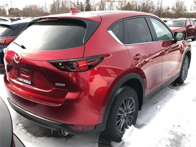 2019 Mazda CX-5 GS (Stk: 19-125) in Vaughan - Image 4 of 5