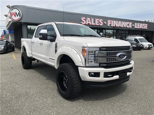 2017 Ford F-350 Platinum (Stk: 17-C71377) in Abbotsford - Image 1 of 19