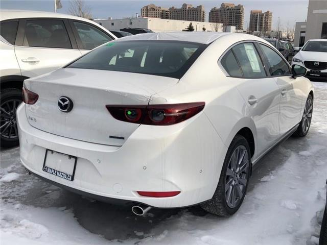 2019 Mazda Mazda3 GT (Stk: 19-142) in Vaughan - Image 4 of 5