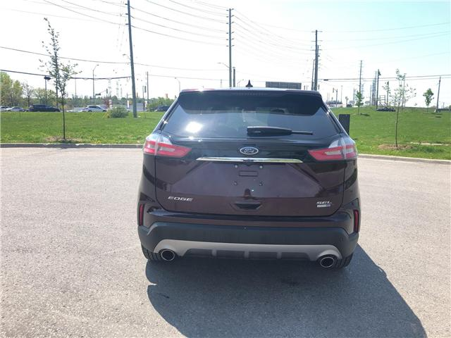2019 Ford Edge SEL (Stk: P8643) in Unionville - Image 6 of 18