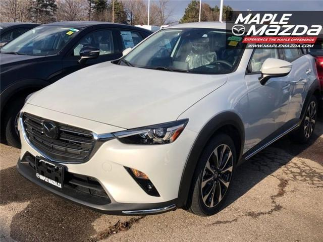 2019 Mazda CX-3 GT (Stk: 19-147) in Vaughan - Image 1 of 5