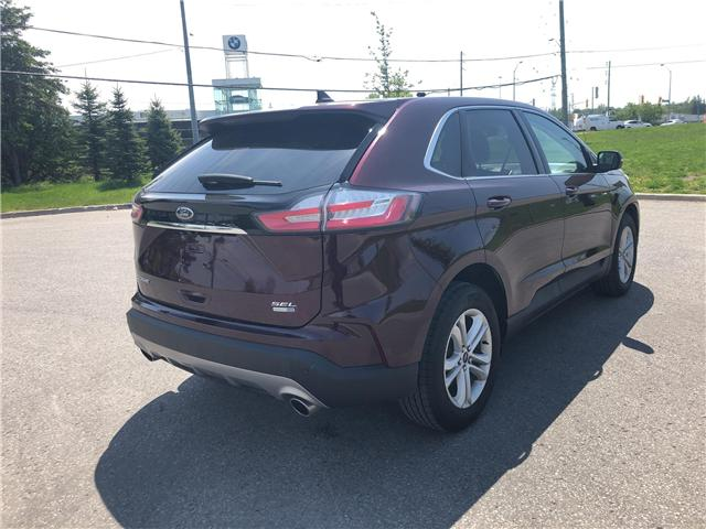 2019 Ford Edge SEL (Stk: P8643) in Unionville - Image 8 of 18