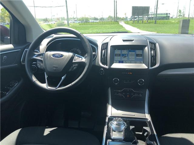 2019 Ford Edge SEL (Stk: P8643) in Unionville - Image 13 of 18
