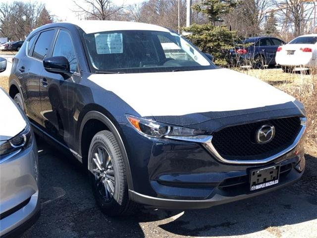 2019 Mazda CX-5 GS (Stk: 19-163) in Vaughan - Image 3 of 5