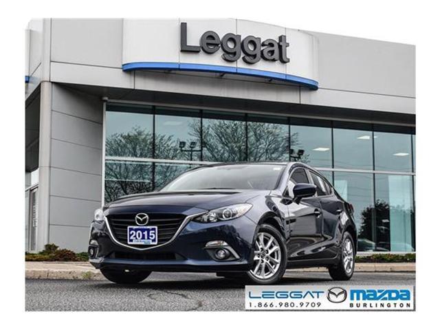 2015 Mazda Mazda3 GS (Stk: 1903) in Burlington - Image 1 of 22