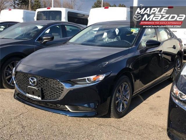 2019 Mazda Mazda3 GX (Stk: 19-173) in Vaughan - Image 1 of 5
