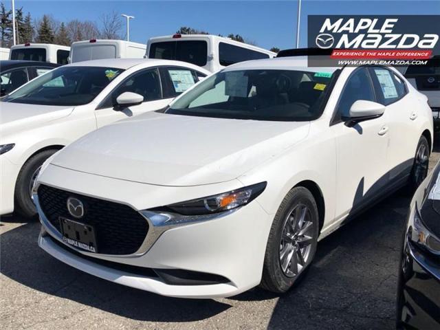 2019 Mazda Mazda3 GS (Stk: 19-191) in Vaughan - Image 1 of 5