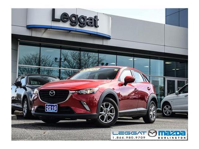 2016 Mazda CX-3  (Stk: 1783) in Burlington - Image 1 of 23