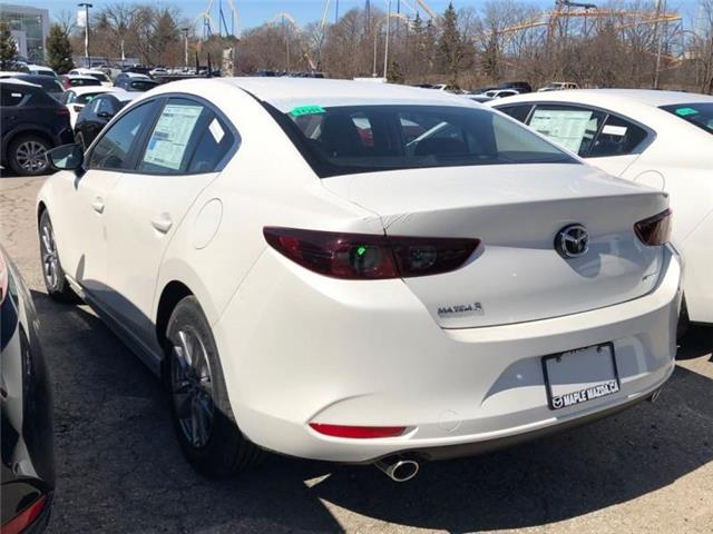 2019 Mazda Mazda3 GS (Stk: 19-191) in Vaughan - Image 4 of 5