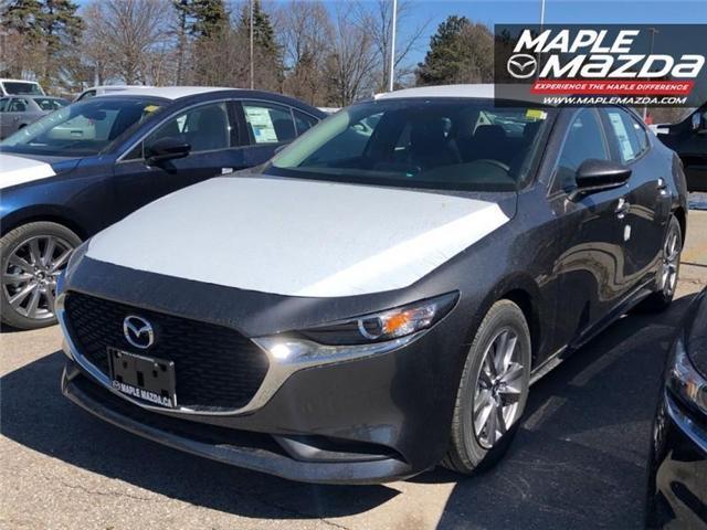2019 Mazda Mazda3 GX (Stk: 19-193) in Vaughan - Image 1 of 5
