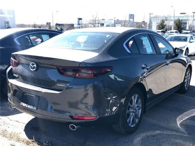 2019 Mazda Mazda3 GX (Stk: 19-193) in Vaughan - Image 4 of 5