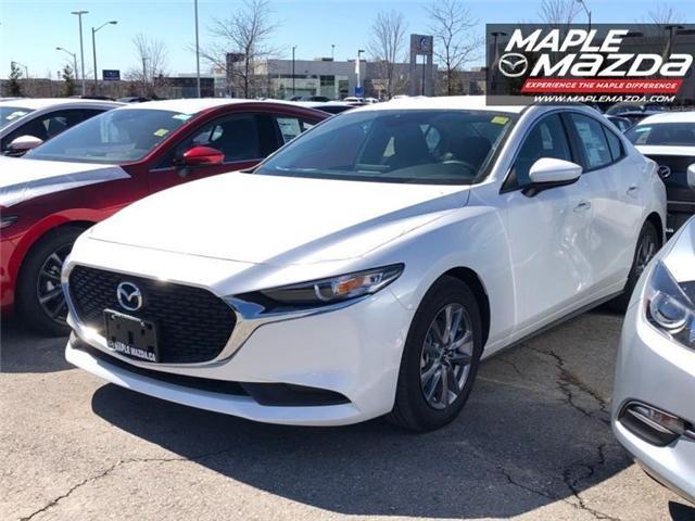 2019 Mazda Mazda3 GX (Stk: 19-202) in Vaughan - Image 1 of 5