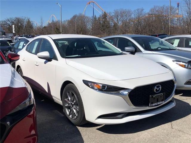 2019 Mazda Mazda3 GX (Stk: 19-202) in Vaughan - Image 3 of 5