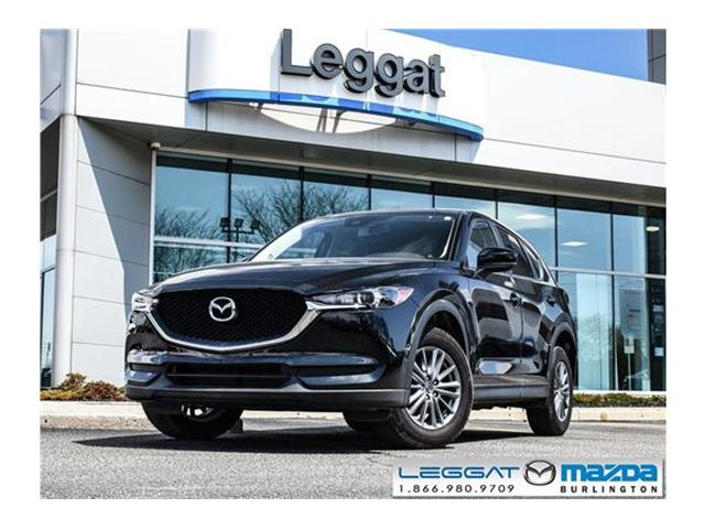 2018 Mazda CX-5 GS (Stk: 189941) in Burlington - Image 1 of 23