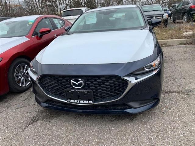 2019 Mazda Mazda3 GX (Stk: 19-216) in Vaughan - Image 2 of 5
