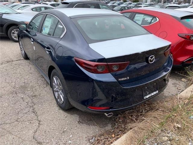 2019 Mazda Mazda3 GX (Stk: 19-216) in Vaughan - Image 3 of 5