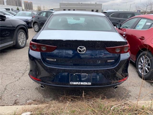 2019 Mazda Mazda3 GX (Stk: 19-216) in Vaughan - Image 4 of 5