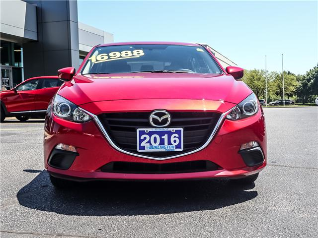 2016 Mazda Mazda3 Sport GS (Stk: 1907LT) in Burlington - Image 2 of 24