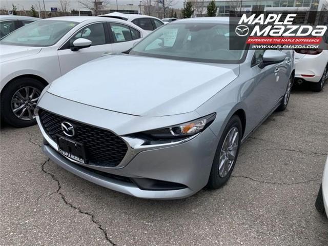 2019 Mazda Mazda3 GX (Stk: 19-220) in Vaughan - Image 1 of 5