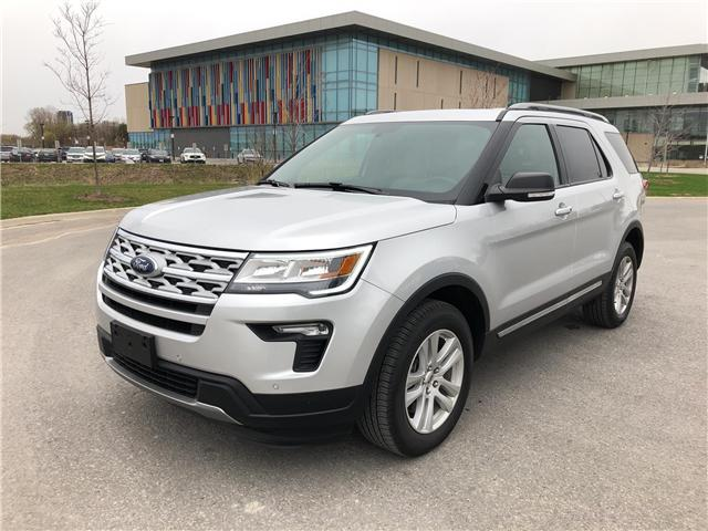 2019 Ford Explorer XLT (Stk: P8605) in Unionville - Image 3 of 18