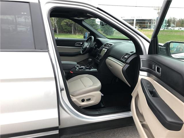 2019 Ford Explorer XLT (Stk: P8605) in Unionville - Image 12 of 18