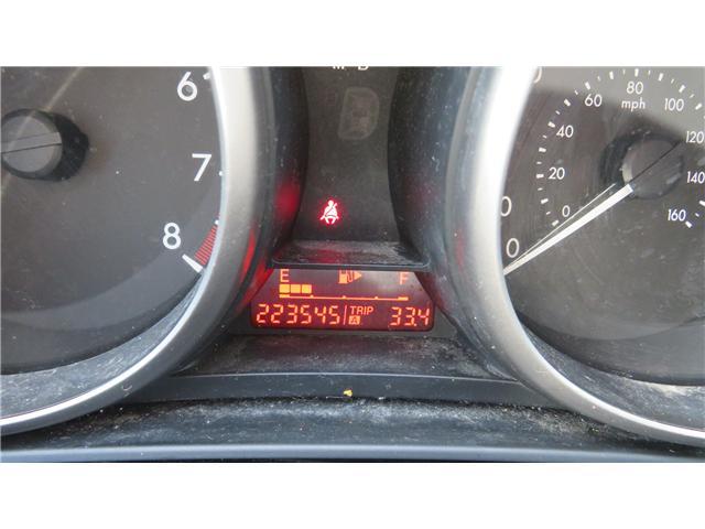 2011 Mazda Mazda3 GX (Stk: A312) in Ottawa - Image 8 of 9