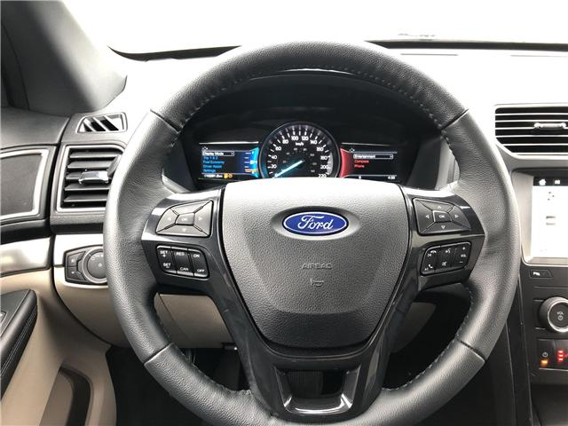2019 Ford Explorer XLT (Stk: P8605) in Unionville - Image 14 of 18