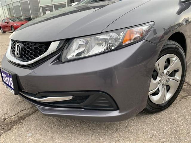 2015 Honda Civic EX (Stk: 19-229A) in Vaughan - Image 3 of 24