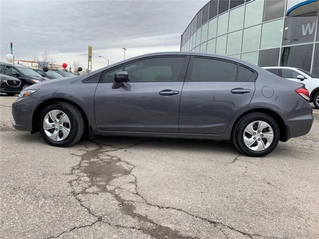 2015 Honda Civic EX (Stk: 19-229A) in Vaughan - Image 4 of 24