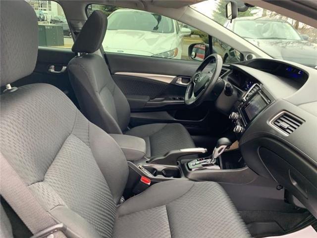 2015 Honda Civic EX (Stk: 19-229A) in Vaughan - Image 20 of 24