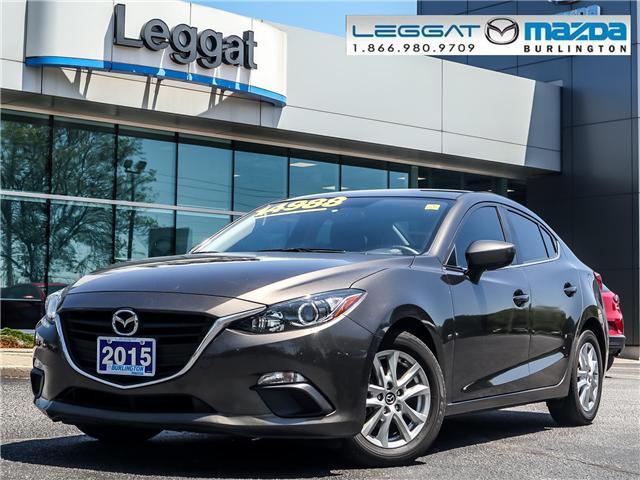 2015 Mazda Mazda3 GS (Stk: 1906) in Burlington - Image 1 of 25