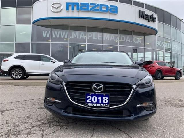 2018 Mazda Mazda3 GT (Stk: P-1162) in Vaughan - Image 2 of 6