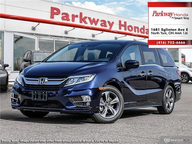 2019 Honda Odyssey EX-L (Stk: 922140) in North York - Image 1 of 23
