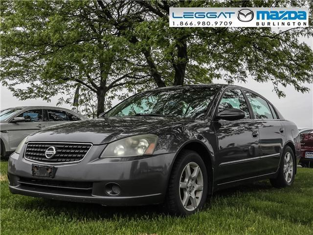 2006 Nissan Altima 2.5 S (Stk: 1900A) in Burlington - Image 1 of 1