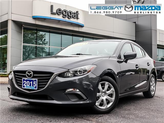 2015 Mazda Mazda3 GX (Stk: 1913LT) in Burlington - Image 1 of 23