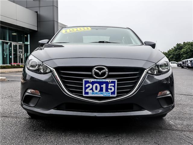 2015 Mazda Mazda3 GX (Stk: 1913LT) in Burlington - Image 2 of 23