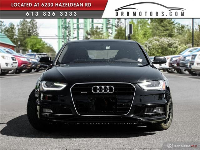 2015 Audi A4 2.0T Komfort plus (Stk: 5798) in Stittsville - Image 2 of 27