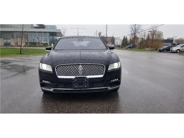 2017 Lincoln Continental Select (Stk: P8624) in Unionville - Image 2 of 22