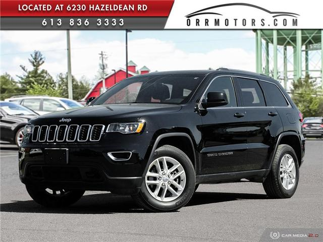 2017 Jeep Grand Cherokee Laredo (Stk: 5799) in Stittsville - Image 1 of 27