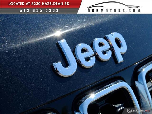 2017 Jeep Grand Cherokee Laredo (Stk: 5799) in Stittsville - Image 7 of 27